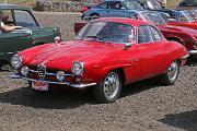Alfa Romeo Guilia 1600 SS frontr