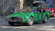 Alfa Romeo Junior Zagato 1600Z front