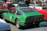 Alfa Romeo Junior Zagato 1600Z rear