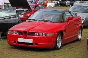 Alfa Romeo SZ front