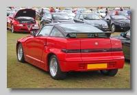 Alfa Romeo SZ rear