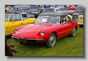 Alfa Romeo Spider 1300 Junior front