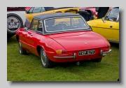 Alfa Romeo Spider 1300 Junior rear