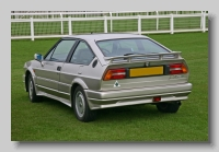 Alfa Romeo Sprint 1988 rear