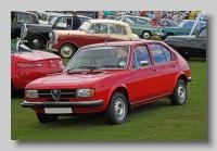 Alfasud Super 1978 front