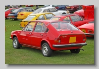Alfasud Super 1978 rear
