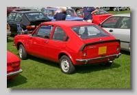 Alfasud ti 1976 rear