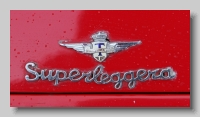 aa_Alfa Romeo 1900 CSS Touring Coupe 1957 badge