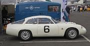 Alfa Romeo Giulietta Sprint Zagato 'Coda Tronca'