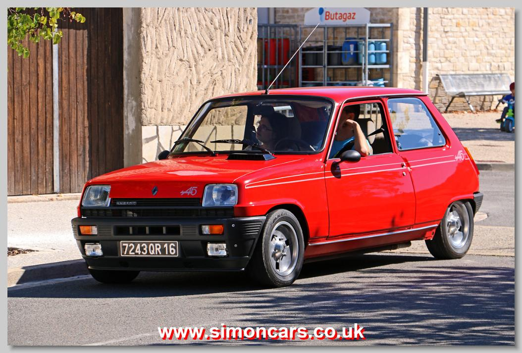 Simon Cars Alpine A5 French Classic Cars Historic Automobiles Old Vehicles From France