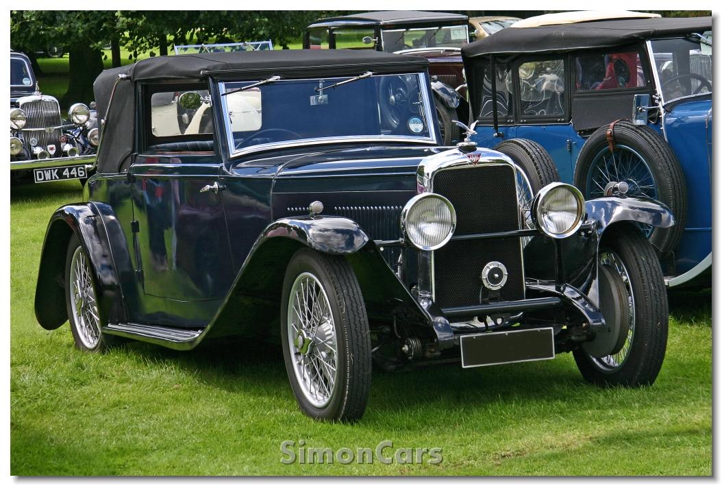 1936 Alvis Firefly