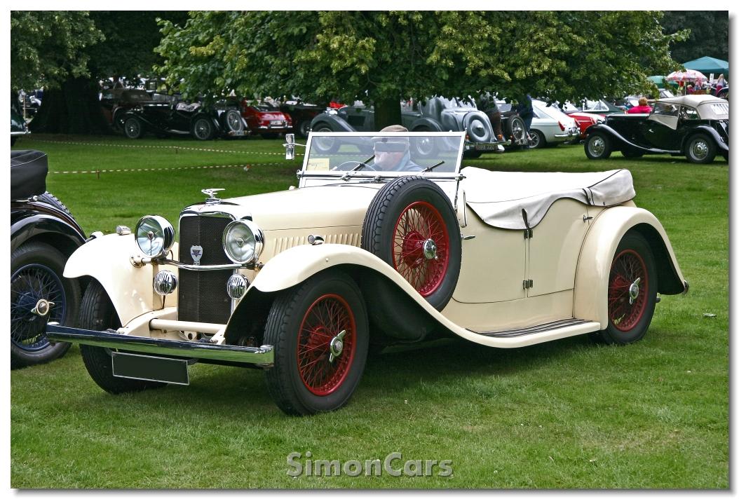 1936 Alvis Firebird