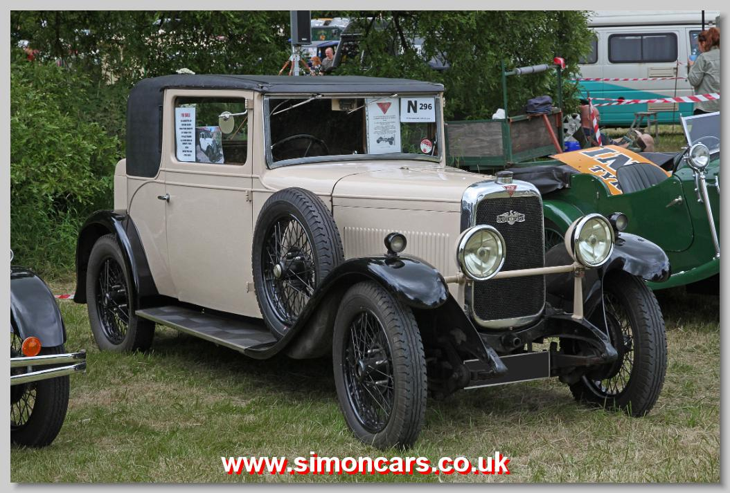 Simon Cars - British Cars - British Classic Cars, Historic ...