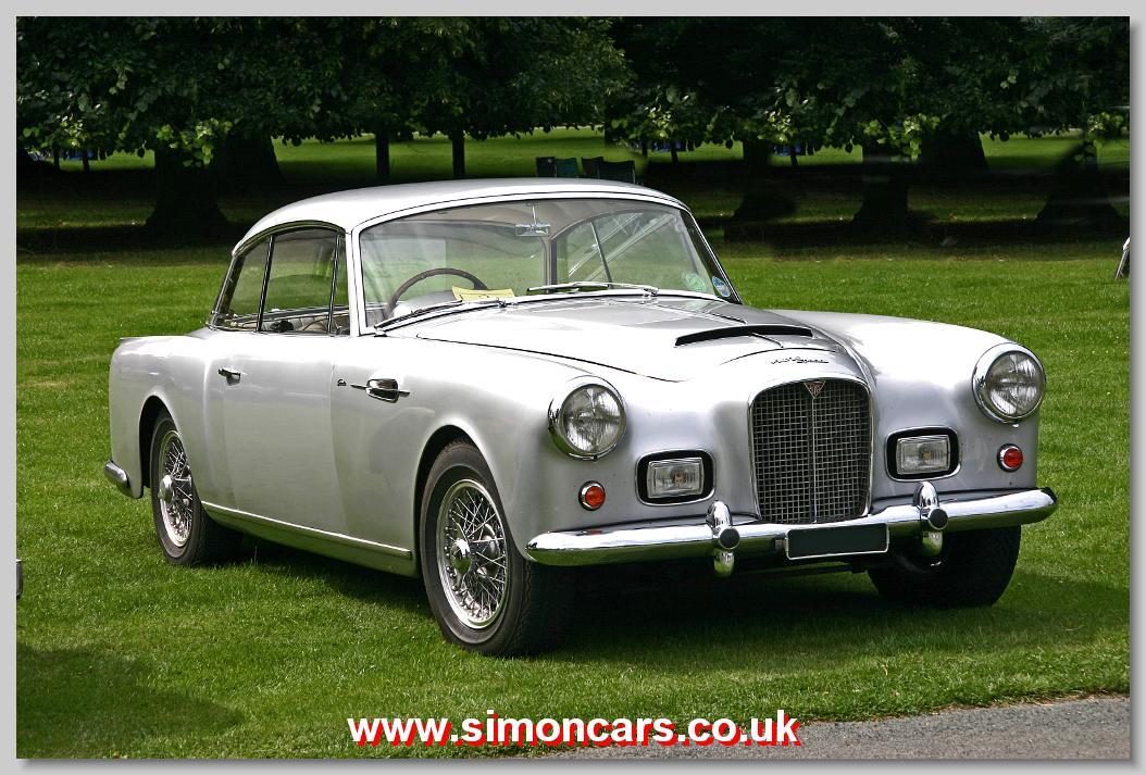 Alvis tc108g 1958 graber special badge of carrosserie hermann graber