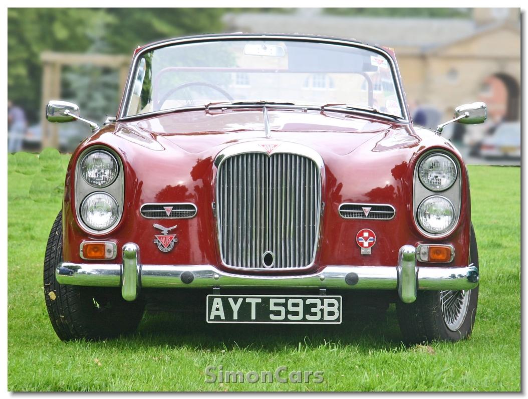 Alvis Car