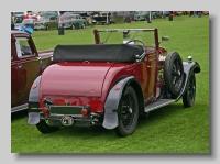 Alvis 12-50 rear