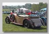 Alvis SA11 Firefly Tourer rear