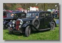 Alvis SA13 Firebird 1935 front