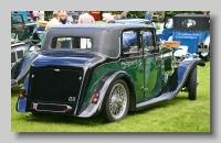Alvis SA13 Firebird 1936 rear