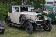 Alvis Silver Eagle 1930 front