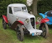 Amilcar CGSS 1926 front