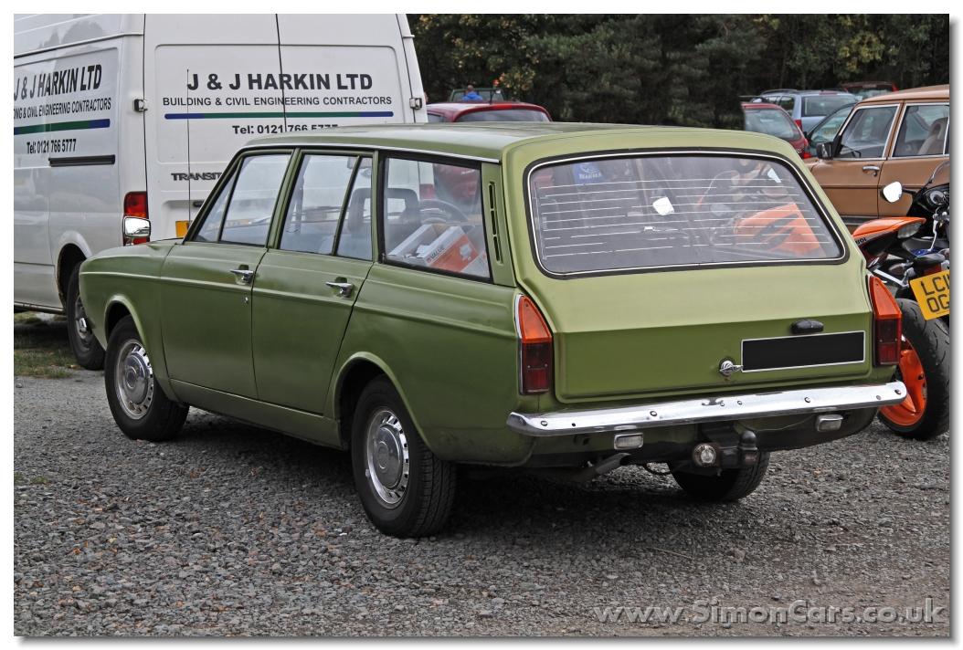 HILLMAN MINX 1496cc /& 1725cc IRON HEAD 1967-1970