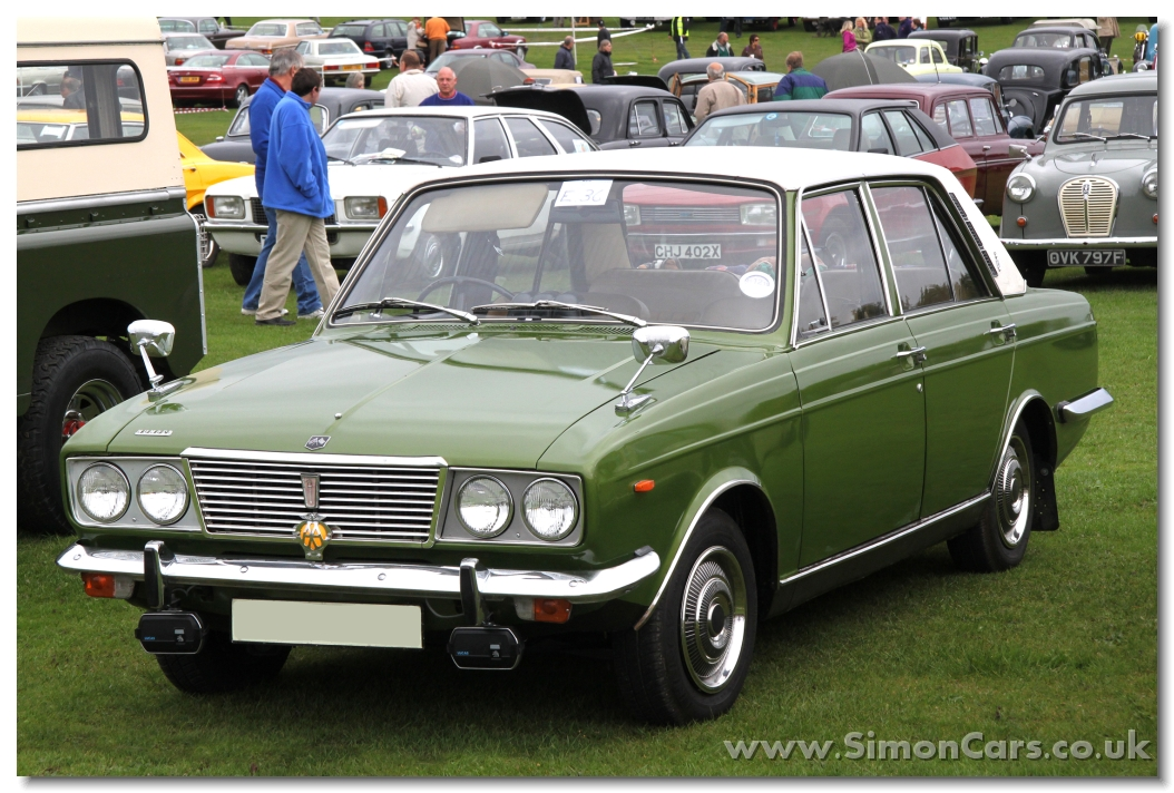Simon Cars Humber Sceptre Arrow Models