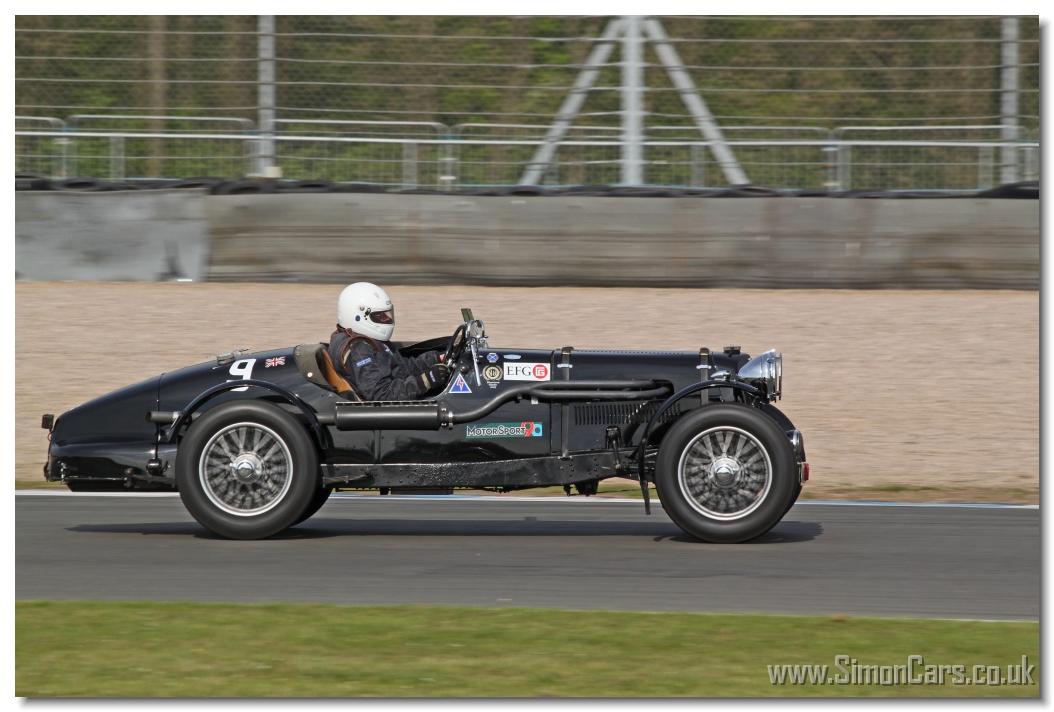 Aston Martin Litre Speed Model Raceb