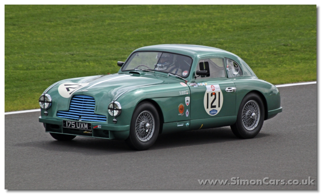 Simon Cars Aston Db2r Aston Martin Db2 Racing