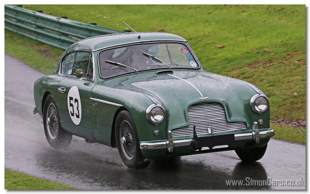 Aston Martin Db Mkii Race