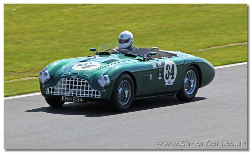 Simon Cars Aston Db3r Aston Martin Db3 And Dbr1