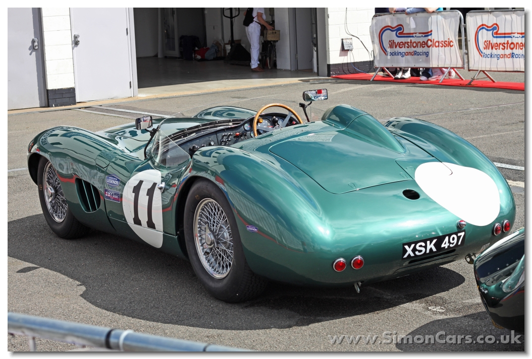 Simon Cars Aston Db3r Aston Martin Db3 And Dbr1