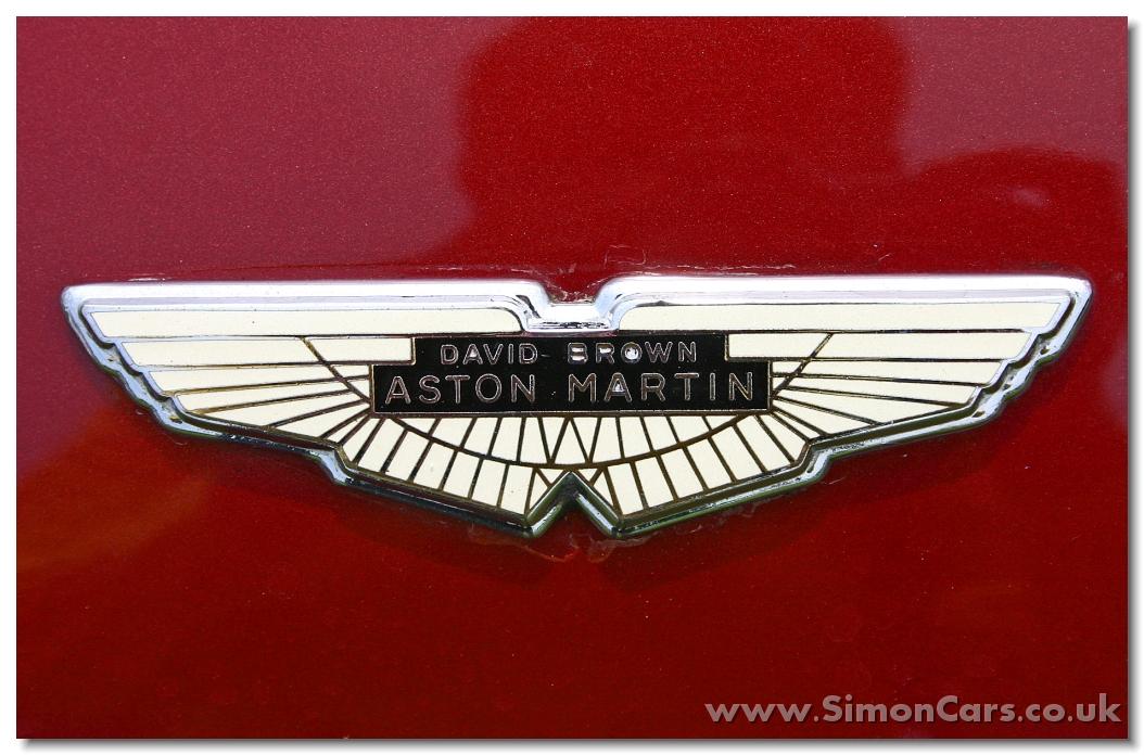 Aa Aston Martin Db Mki Badgeb on Used Cars Milan