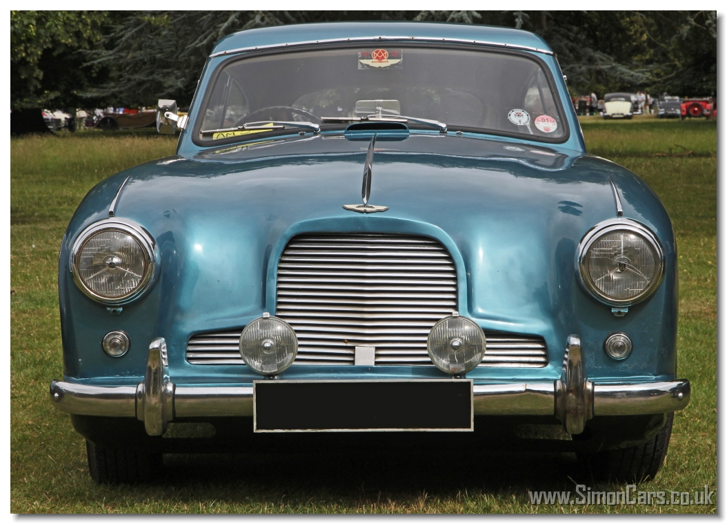 Aston Martin Db2 4 Fixed Head Coupe Notchback Mkii 1955 1956 - Ac_aston martin db2 4 mkii head