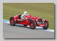 Aston Martin 1936 front