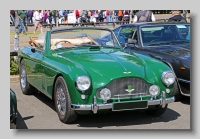 Aston Martin DB MkIII DHC front