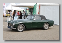 Aston Martin DB MkIII DHC frontg
