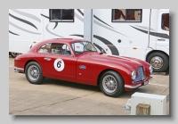 Aston Martin DB2 Saloon frontr