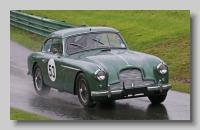 Aston Martin DB2-4 MkII 1957 race