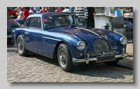 Aston Martin DB2-4 MkII FHC front