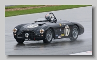 Aston Martin DB3 1952 race