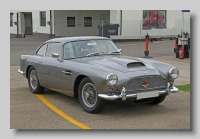 Aston Martin DB4 Series II fronts