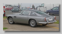 Aston Martin DB4 Series II rear