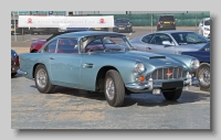 Aston Martin DB4 Series V front
