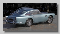 Aston Martin DB4 Series V rear