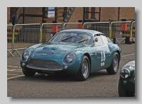 Aston Martin DB4 Zagato 1961 front