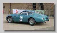 Aston Martin DB4 Zagato 1961 rear