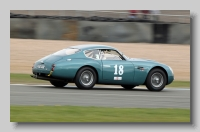 Aston Martin DB4 Zagato 1961 speeding