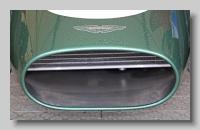 Aston Martin DBR4 Grand Prix Car grille