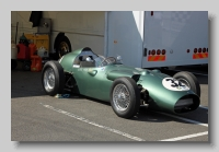 Aston Martin DBR4 Grand Prix Car